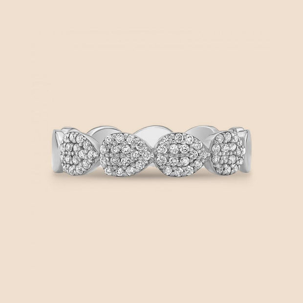 Nina Diamond Ring.