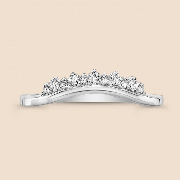 Queenie Diamond Ring.