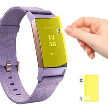 Laadt afbeelding in galerij zien 3x Screen Protector Voor Fitbit Charge 3 - Screen Protective Set - KELERINO.