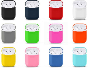 Silicone Case Cover Hoesje voor Apple Airpods - KELERINO.