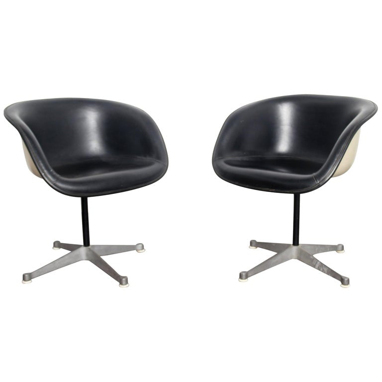 Eames La Fonda - Swivel Chair 1960