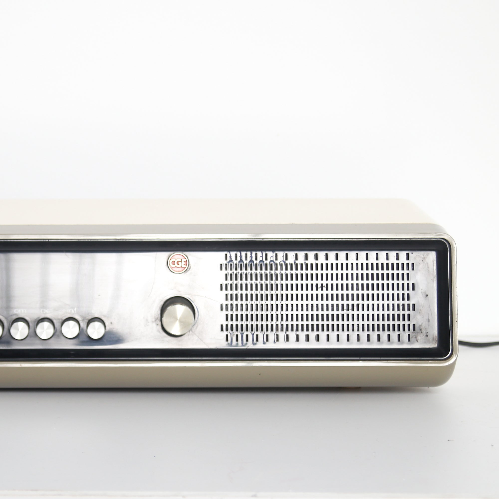 CGE 1970 Radio Made in Italy