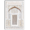 Wall art print of part of a majestic Indian Architecture