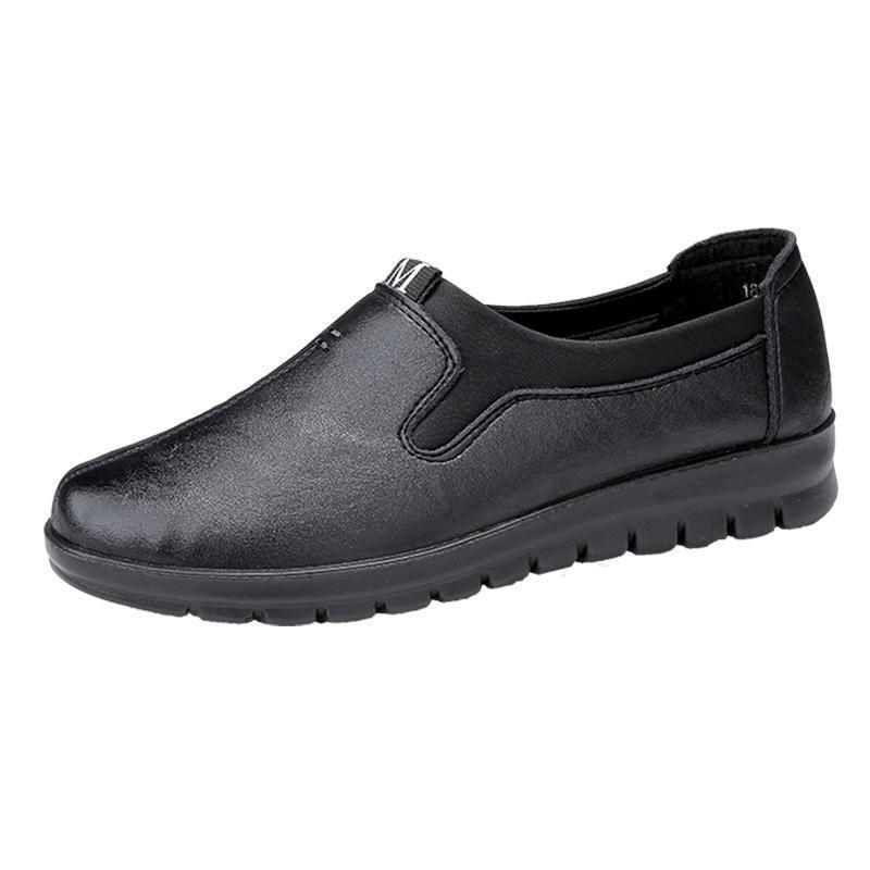 Women's Soft Leather Comfortable Light Shoes