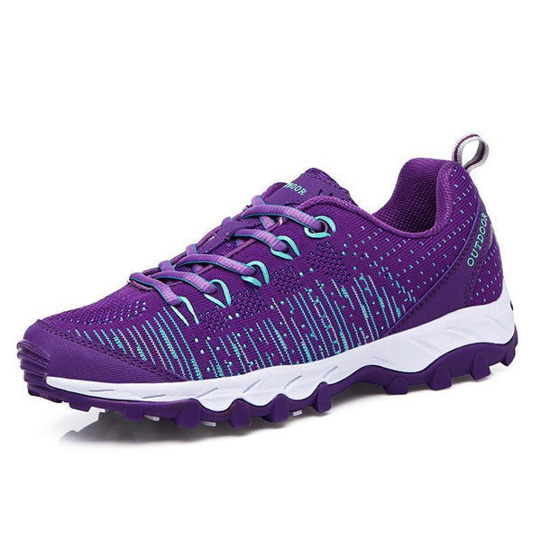 Women's Athletic Outdoor Hiking Shoes