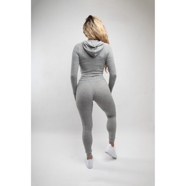 Grey Lounge Bottoms