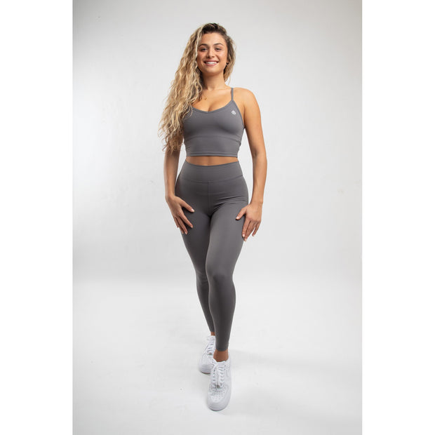 Slate Grey Leggings