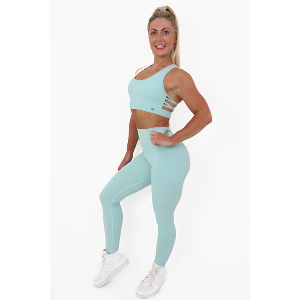 Duck Egg Mint Leggings