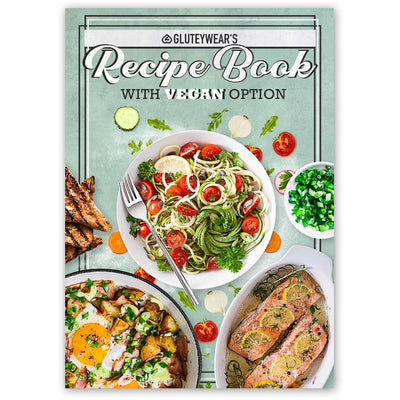 Recipe Ebook With Vegan Option