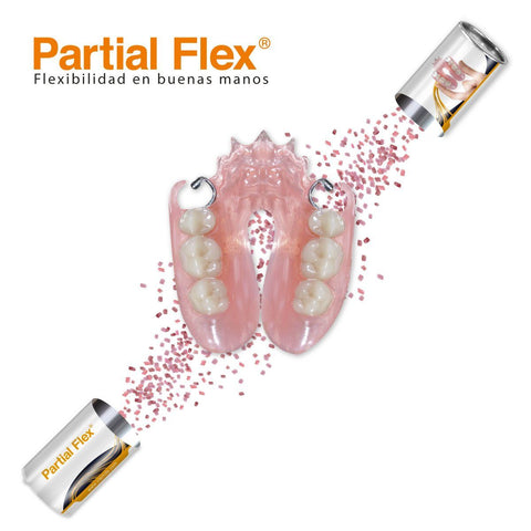 Curso Prótesis Flexibles Partial Flex Dental Partial Flex