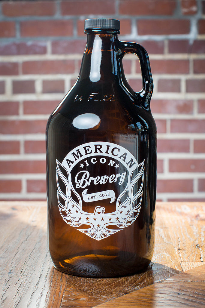 drink like an icon mac daddy growler american icon brewery