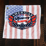 All American Golf Towel