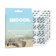 SNOOOR Stickers 32-pack with box