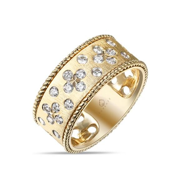 Clover Diamond Band