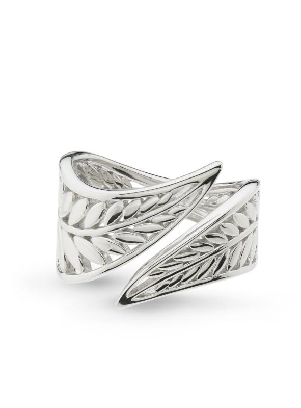 Eden Leaf Ring