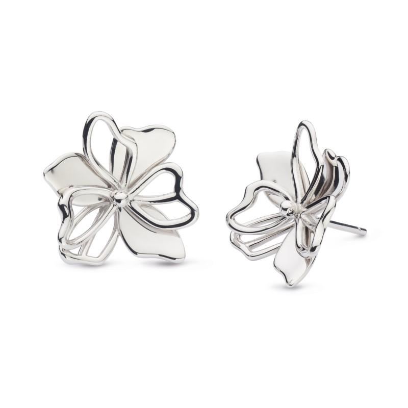 Full Blossom Stud Earrings