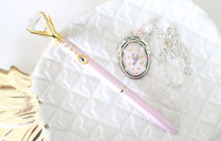 Princess Version Diamond Pen, Crystal Gem Pen