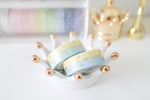 Sunshine Shore Bow Washi with Gold Foiling