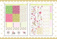 Cherry Blossom Foil Weekly Full Kit - K013