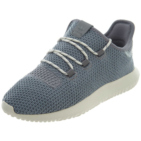 outlet store b43af 7e59e Adidas Tubular Shadow Grey White Shoes Youth Boys / Girls Style :BB6755