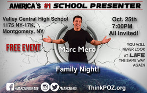 Marc Mero Coming to Valley Central High School