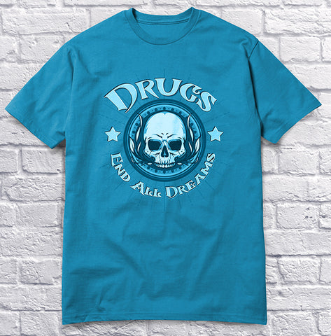 Drugs End All Dreams - Blue
