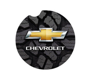 Chevy Car Coasters, Chevy Accessories, Chevy Car Coaster