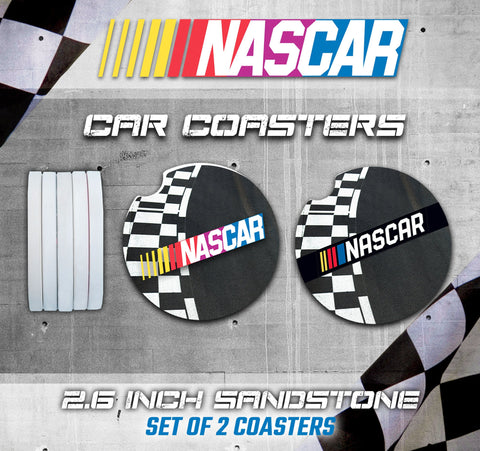Nascar Car Coasters, Nascar Accessories, Nascar Car Coaster, Nascar Gifts
