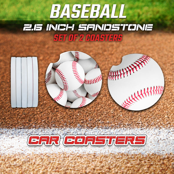 Baseball Car Coasters, Baseball Car Coaster
