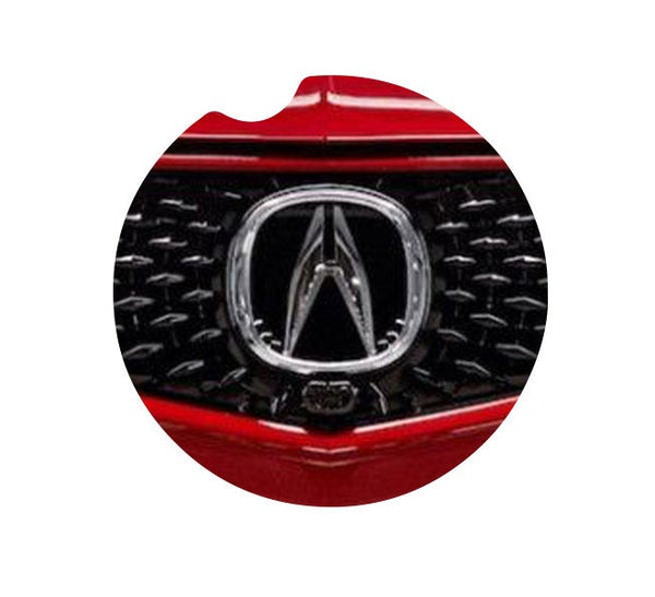 Acura Car Coasters, Acura Accessories, Acura Car Coaster
