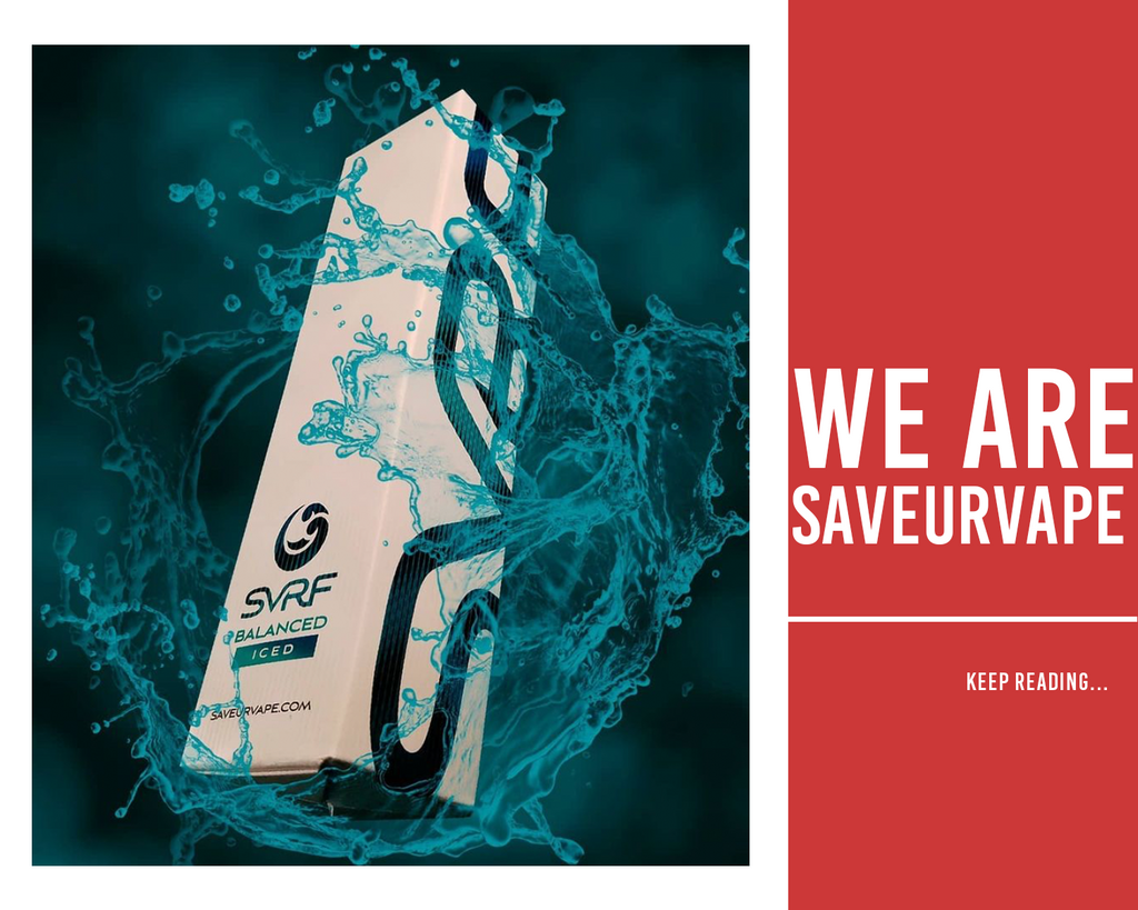 We are SAVEURVAPE