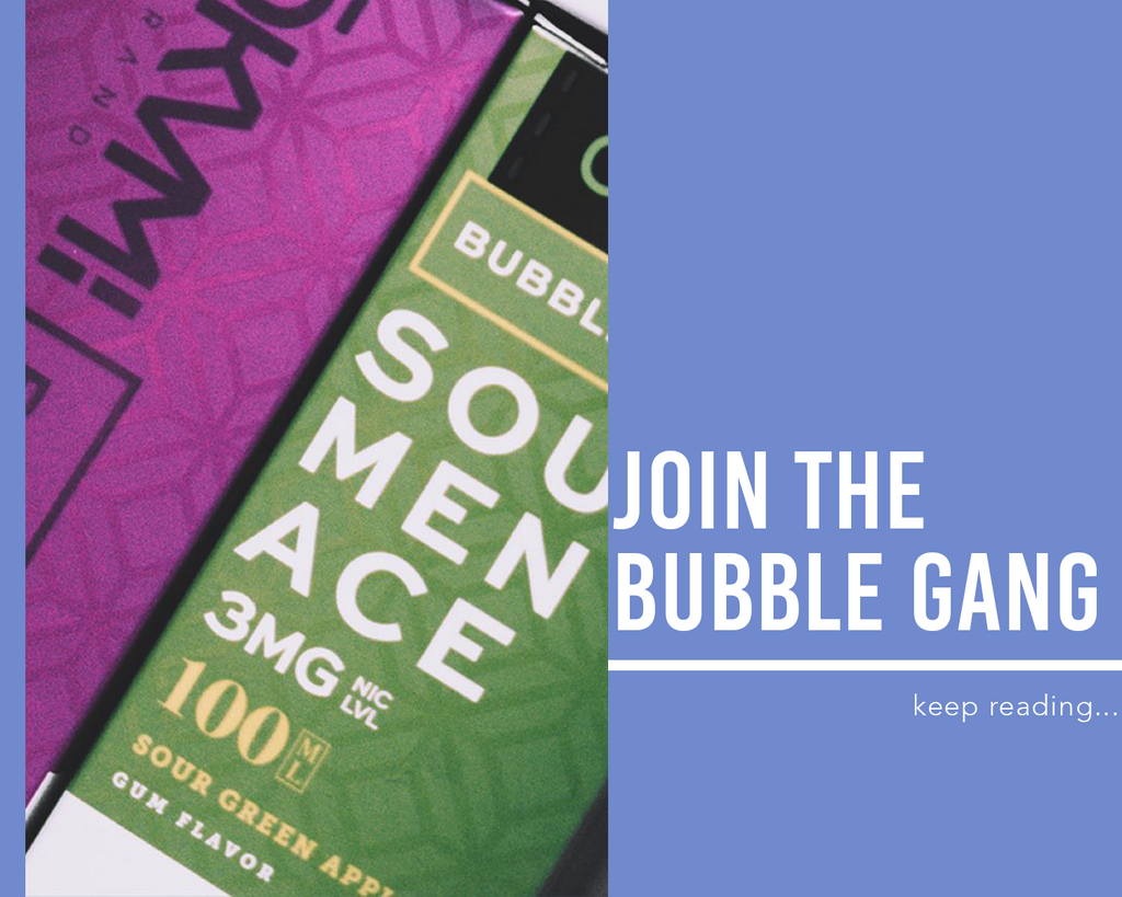 Join the Bubble Gang