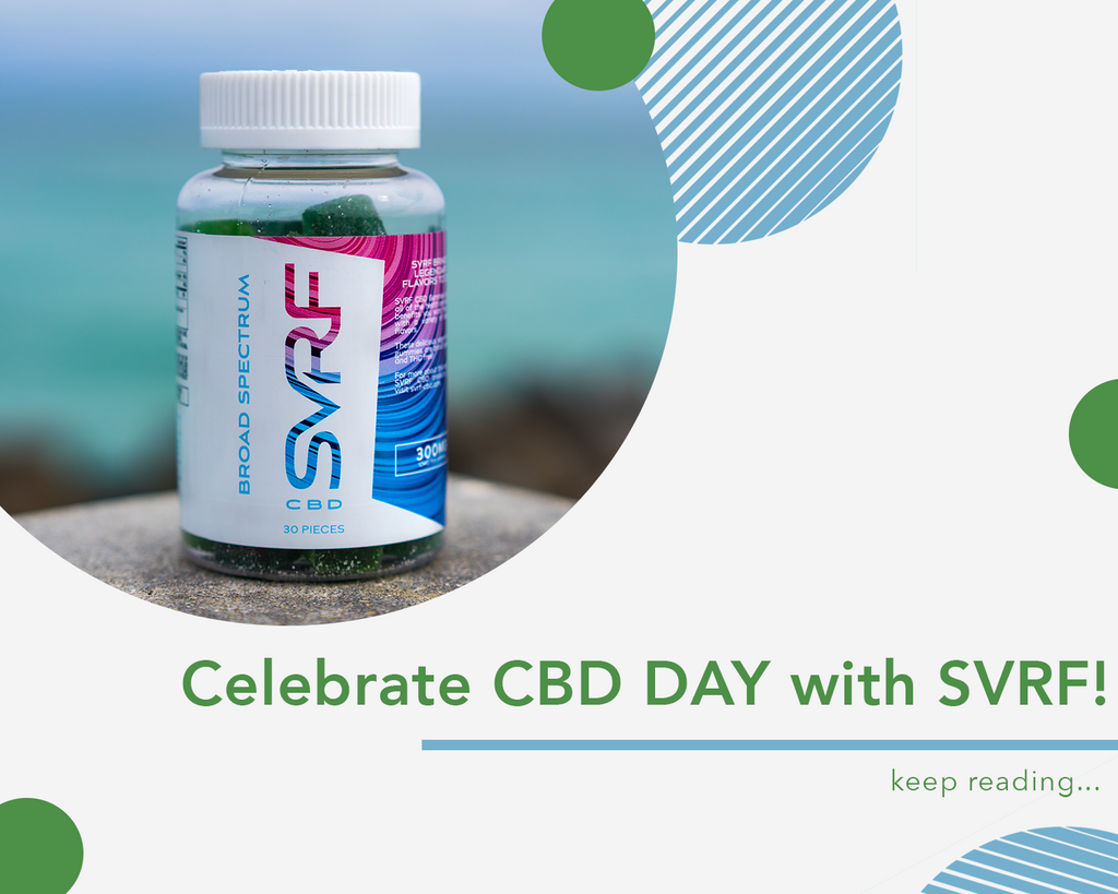 Celebrate CBD Day with Us