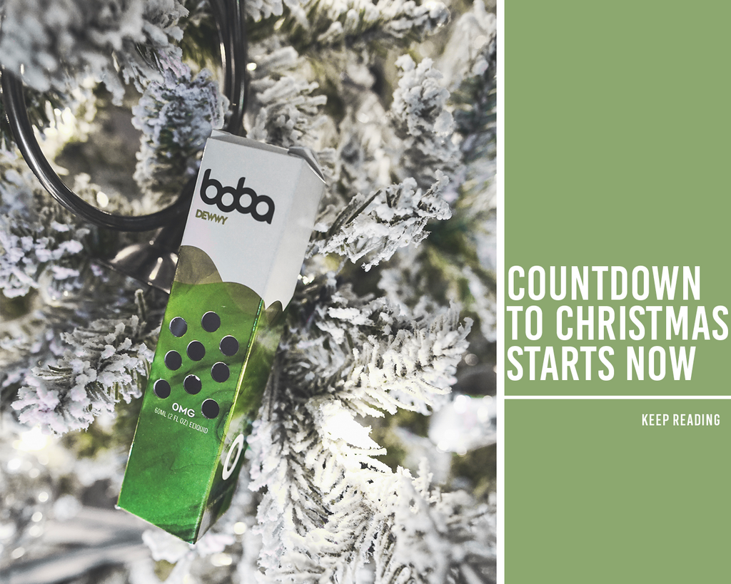 Countdown to Christmas Starts Now!