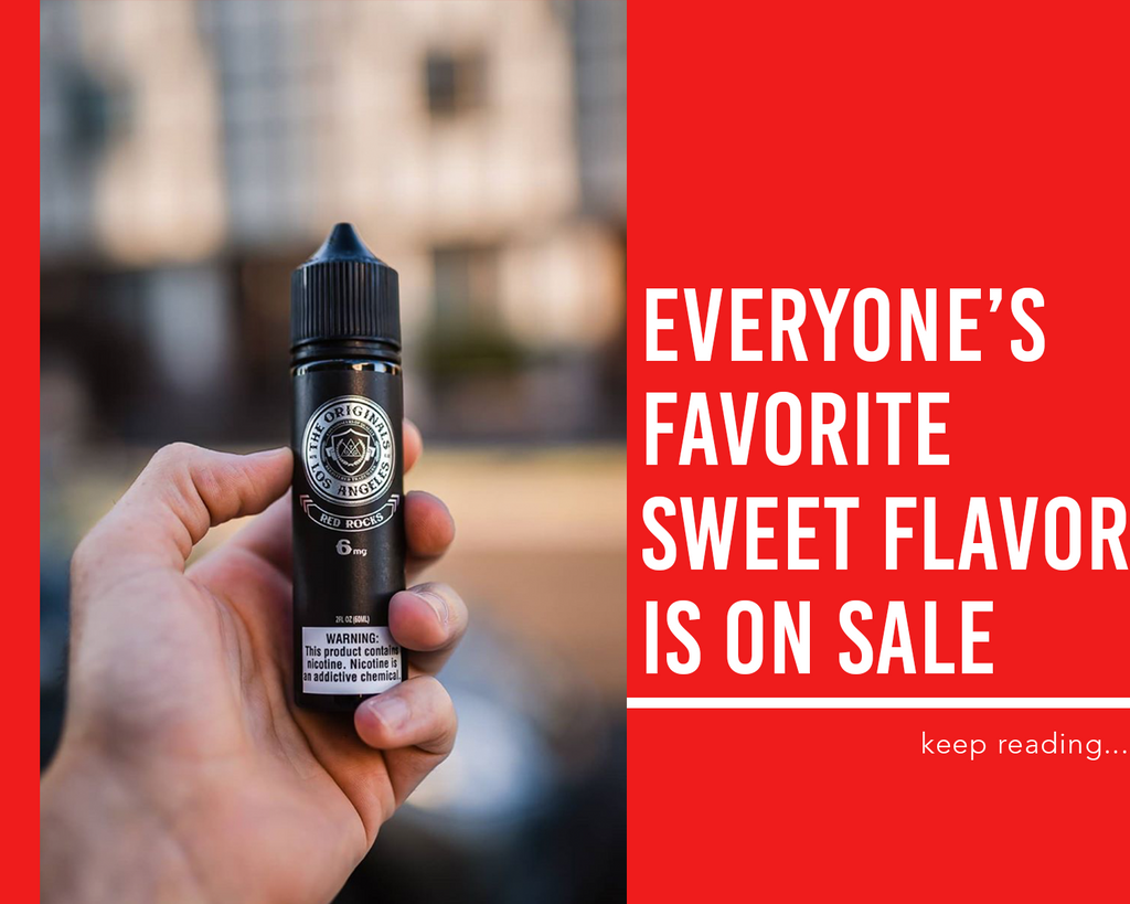 Everyone's Favorite Sweet Flavor is On Sale