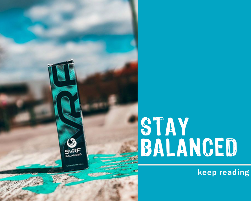 Stay Balanced with SVRF