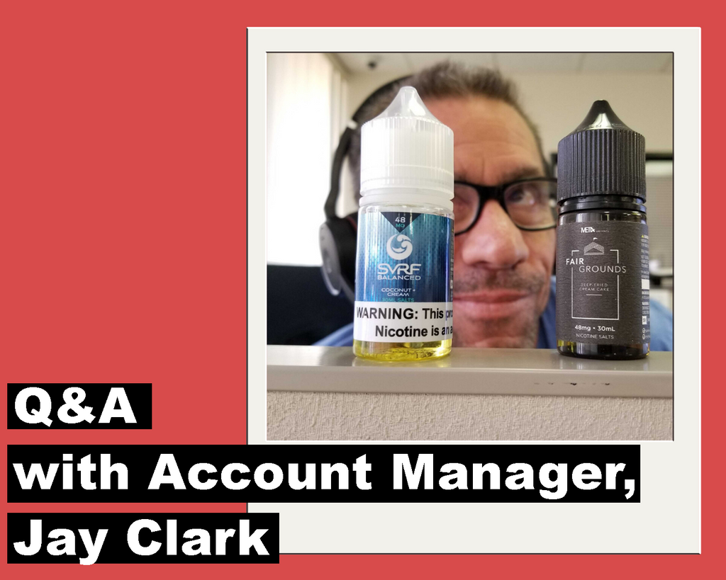 SV Team Spotlight with Account Manager, Jay Clark