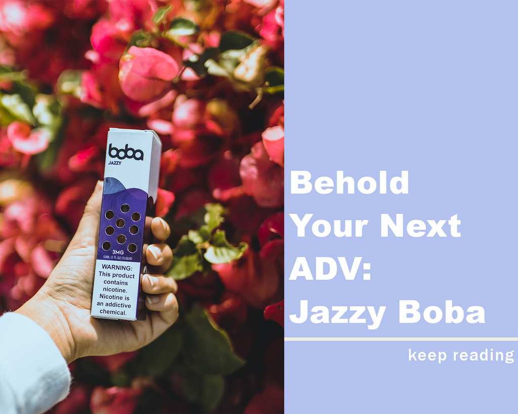 Behold Your Next ADV: Jazzy Boba