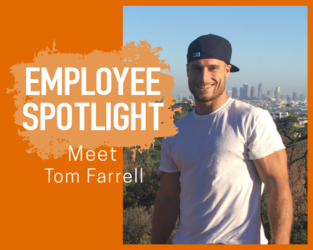 Meet the #SVTEAM: Q&A with Account Manager, Tom Farrell 💪