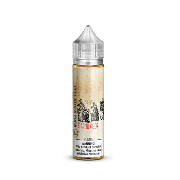 The Standard Vape - Cell Block Four - 60ml