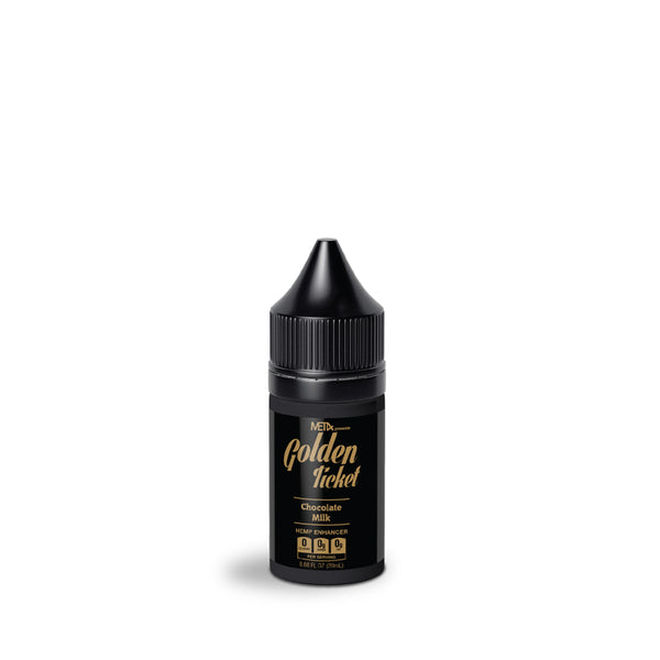 MET4 Golden Ticket - 30ml Hemp Enhancer