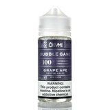 BUBBLE GANG GRAPE APE 100ML