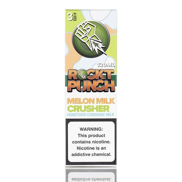 ROCKT PUNCH Melon Milk Crusher 120ml