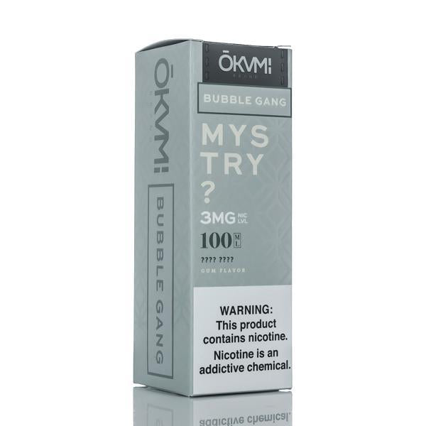 BUBBLE GANG MYSTERY 100ML