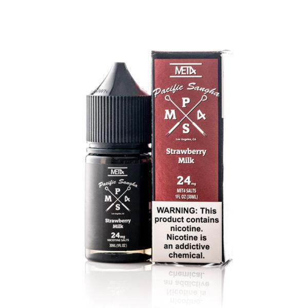 Met4 Pacific Sangha Salt Nic - 30Ml 24Mg E-Liquid