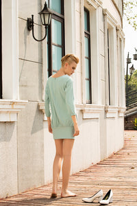 Fraiche Oversized Dress