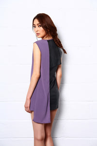 Mystical Asymmetric Dress