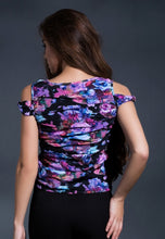 Load image into Gallery viewer, Spellbound sleeveless ruched top