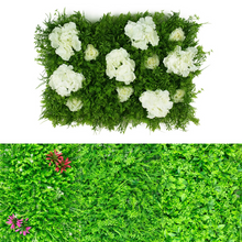 Load image into Gallery viewer, Artificial Fern Wall Panel