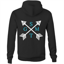 Load image into Gallery viewer, Groomsman Hoodie - Black